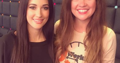 Shiona McCallum and Kacey Musgraves