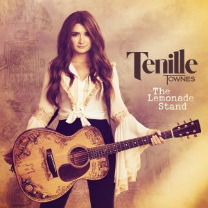 Tenille Townes the lemonade stand album art