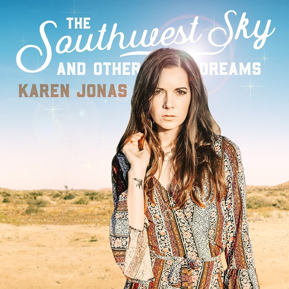 Karen Jones Southwest Sky album art