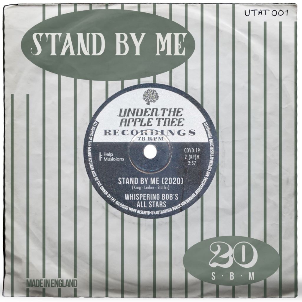 Bob Harris stand by me single art