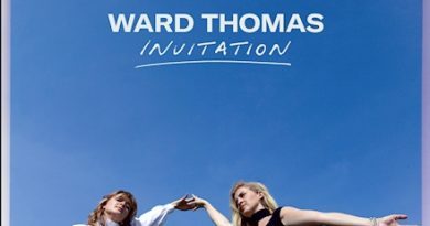 Ward Thomas Invitation Art