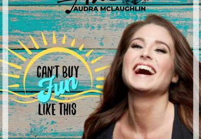 Interview with Audra McLaughlin on Single Release Day!